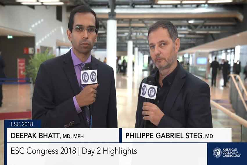 ESC Congress 2018 | Day 2 Highlights