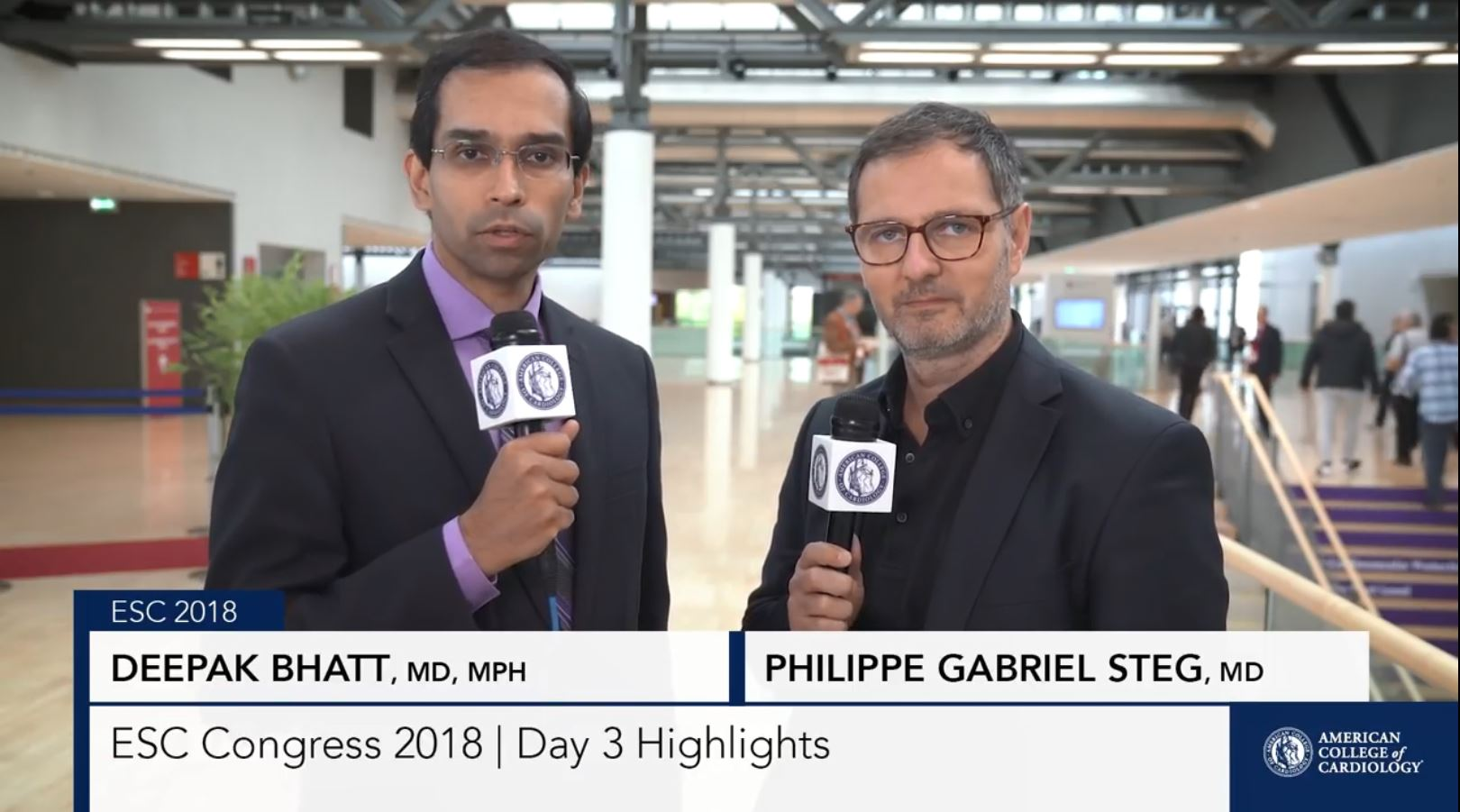ESC Congress 2018 | Day 3 Highlights