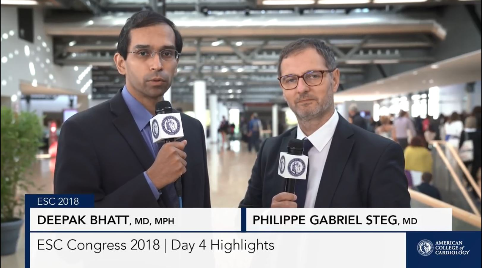 ESC Congress 2018 | Day 4 Highlights
