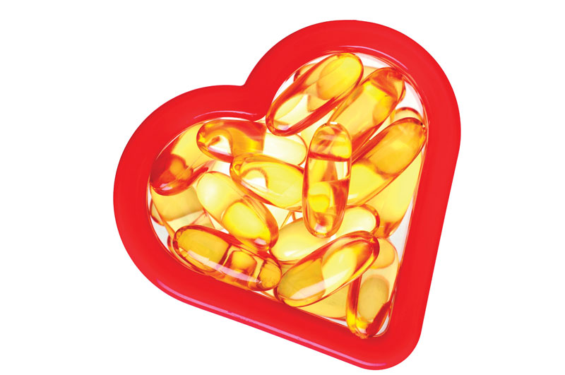 Omega-3 Supplements Don't Protect Against Heart Disease